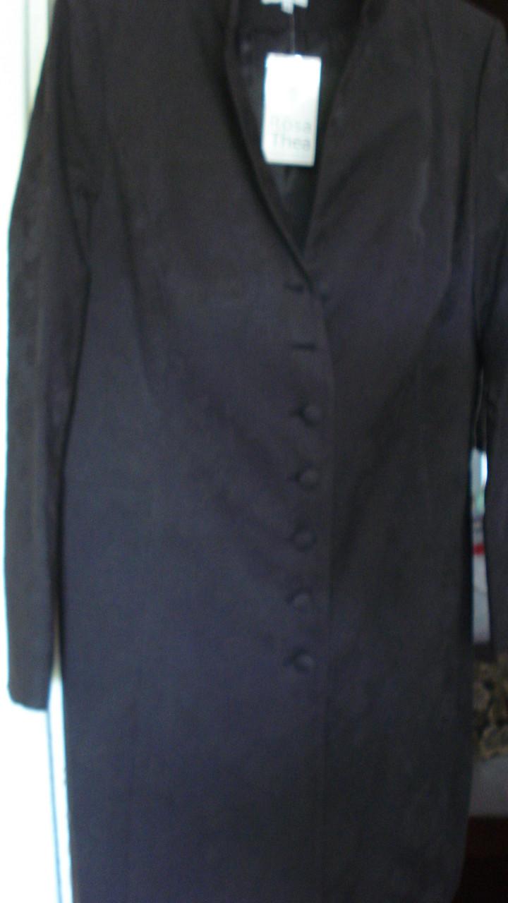 продам женский костюм с удлиненным пиджаком и юбкой e30ba2926246a