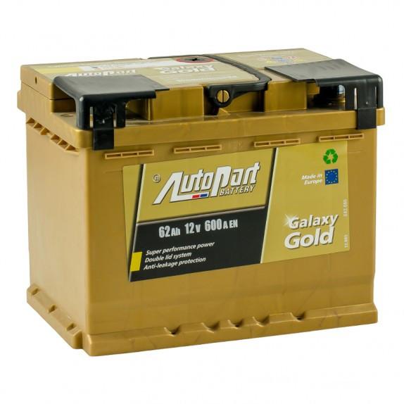 Аккумулятор Autopart Galaxy Gold Ca-Ca 62 Ah/12V (1)
