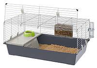 Клетка Rabbit 100 Ferplast для кроликов и морских свинок (95 x 57 x h 46 cm)