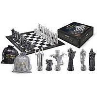 Шахматы The Noble Collection  Harry Potter Гарри Поттер Wizards Chess Set Благородная коллекция BL105