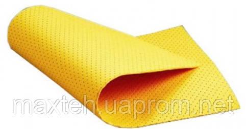 Салфетка из вискозы для профессиональной влажной уборки и полировки Кристал-Т 38х40 см 1 шт