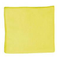 Салфетки из микрофибры Мульти-Т для удаления пыли 1 шт. 40х40см Италия, желтые