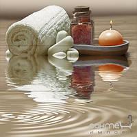 Плитка для ванной Absolut Keramika Плитка настенная панно Absolut Gloss Composition Spa MCM 60х60 (3 шт. комплект)