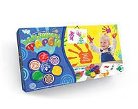 """Детский набор для творчества Пальчиковые краски """"Моя перша творчість"""" 6785DT"""