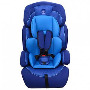 Автокресло детское Bambi M 3546-4-9-С регулируемый подголовник Синий (intM 3546-4-9-С)