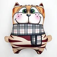Подушка антистресс Сэр кот