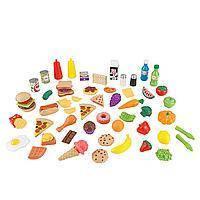 Игровой набор продуктов KidKraft 65 предметов (63510), фото 1