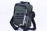 Сумка через плечо с логотипом «Adidas 5854» (реплика) , фото 1