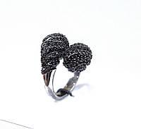 Кольцо/черненое серебро, фото 1