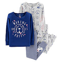 Комплект пижамок Carter s для девочек (США) aea4a81b7a2d1