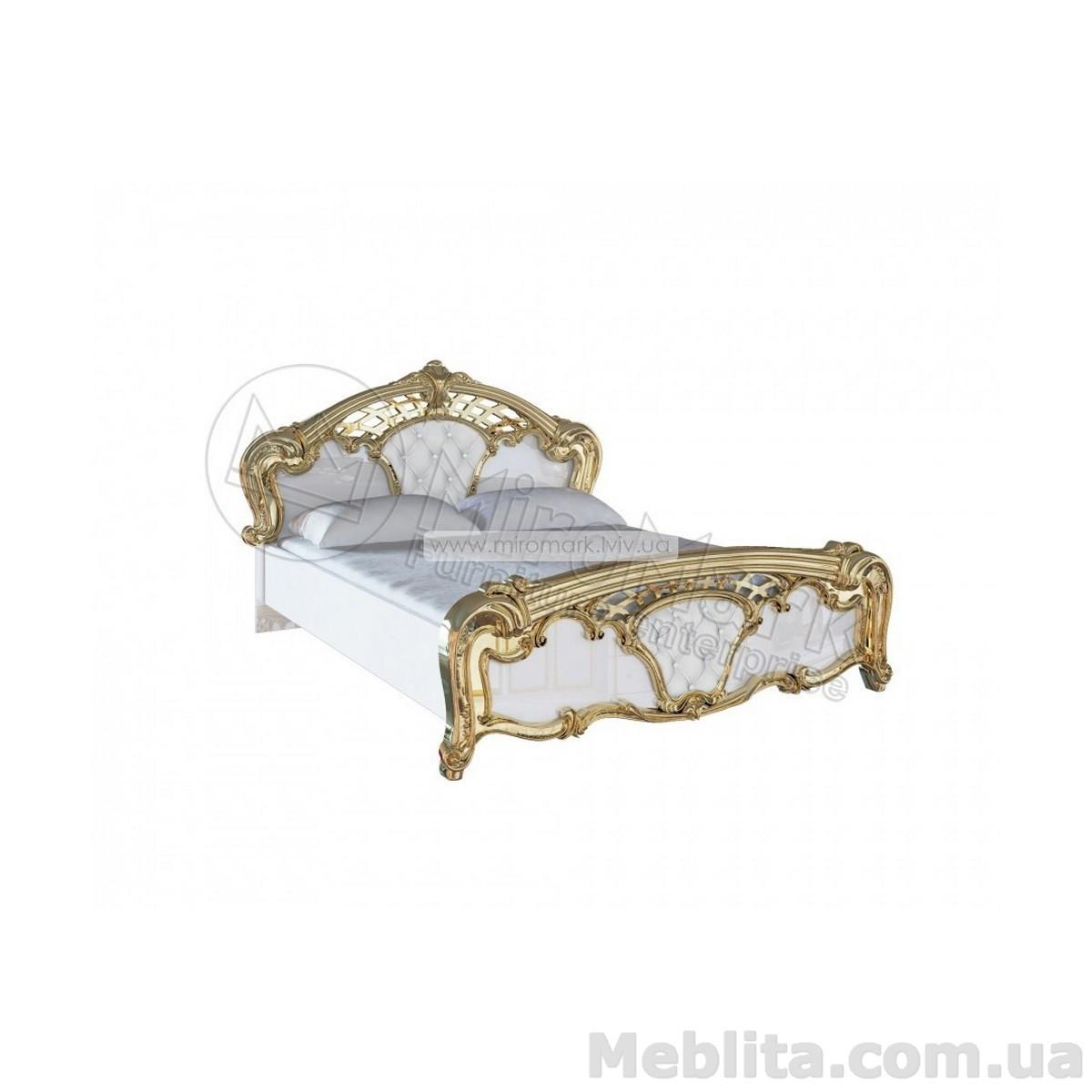 Кровать Ева мягкая вставка 160х200