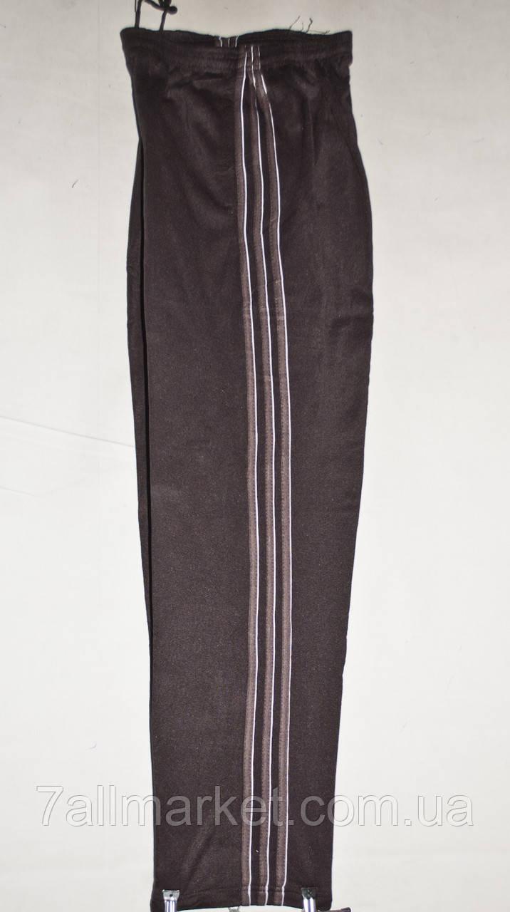 """Спортивные штаны мужские на флисе без манжетов, размеры XL-5XL Серии """"GIFT"""" купить оптом в Одессе на 7км"""