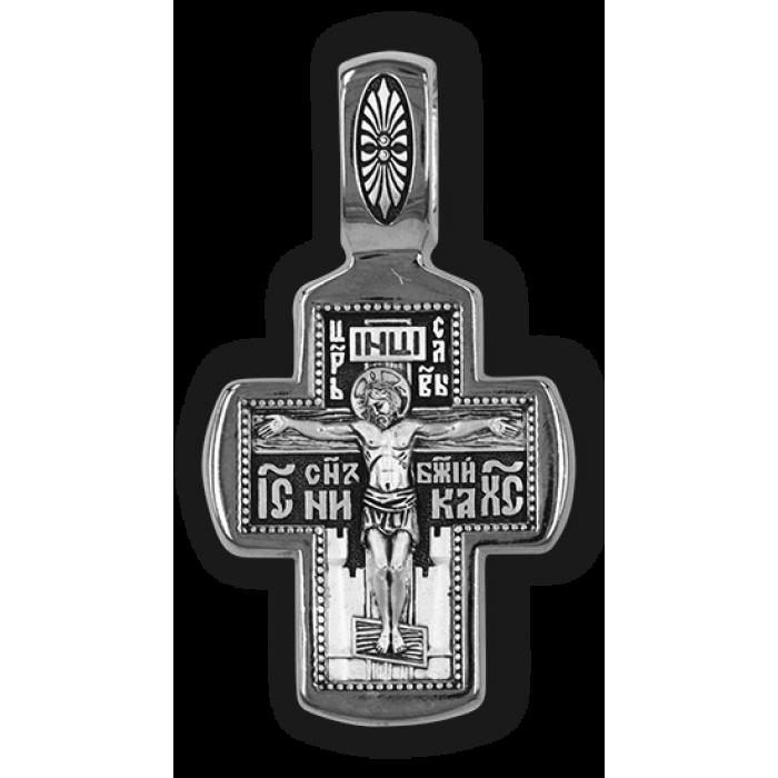 Крест Распятие Христово. Ангел-Хранитель
