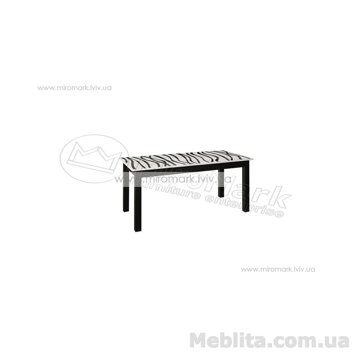 Терра стол столовый 120*60