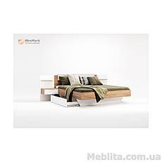Спальный гарнитур Asti Дуб крафт-глянец белый, фото 3