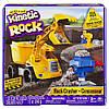Набор для детского творчества - Kinetic Rock Crusher (серый гравий, 340 г, самосвал, аксессуары) g11301