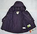 Куртка зимняя для девочки MILLA фиолетовая (QuadriFoglio, Польша), фото 5