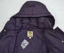 Куртка зимняя для девочки MILLA фиолетовая (QuadriFoglio, Польша), фото 6