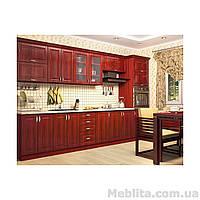 Кухня с фасадом Дениз (340 см)