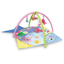 Коврик развивающий для младенцев Bertoni Ocean