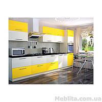 Кухня с фасадом Тренто (380 см)