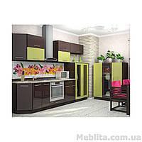 Кухня с фасадом Тренто (290 см + 120 см)