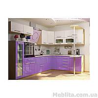 Кухня с фасадом Тренто (295х220 см)