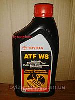 Оригинальное трансмиссионное масло Toyota ATF WS (0,946л)