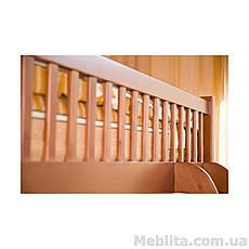 Кровать двухъярусная из массива дерева Юлия, фото 2