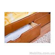 Кровать двухъярусная из массива дерева Юлия, фото 3