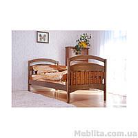 Кровать детская из массива дерева Арина 2