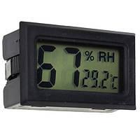 Гигрометр термометр со встроенным датчиком, фото 1