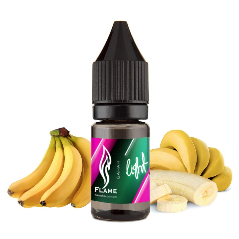 Ароматизатор Flame - Банан Light 10ml