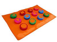 Спортивный игровой модуль Коврик Топ-Топ Kidigo MMMN10, фото 1