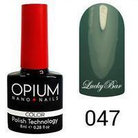Гель лак Opium № 047 8 мл