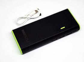 Power bank Meizu 30000 mAh 3USB+LED фонарь Портативная зарядка копия