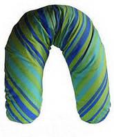 Подушка для беременных и кормления ребенка (силикон) EKO Womar (164 х 70 см)