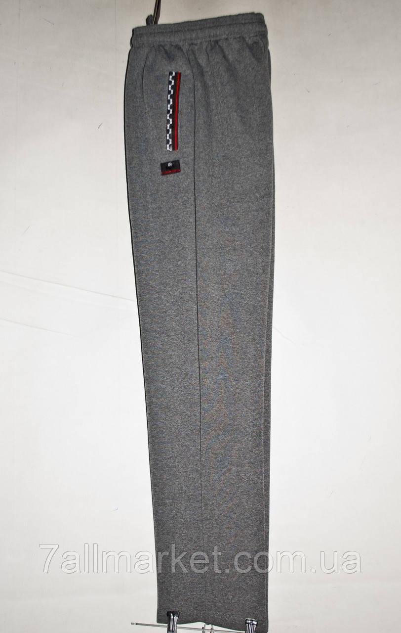 """Спортивные штаны мужские без манжетов, размеры 56-64 Серии """"GIFT"""" купить оптом в Одессе на 7км"""