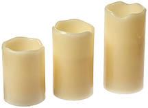 Світлодіодні свічки парафінові ароматизовані