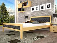 """Двуспальная кровать """"Модерн-6"""""""