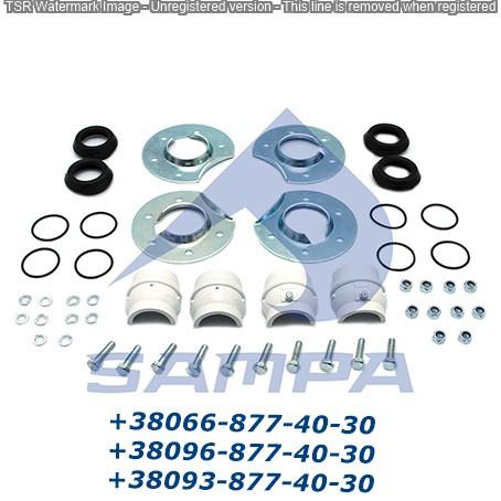 Ремкомплект разжимного вала SAF 3268003400 + 3268003500 на ось