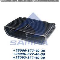 Гофр выхлопной системы (сильфон ) воздушного фильтра RVI 5001838205