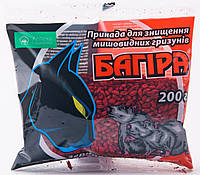 Родентицид Багіра (зерно) 200г