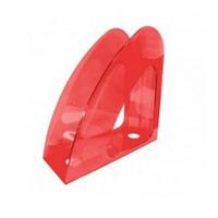 """Лоток для паперу вертикальний ECONOMIX """"Райдуга"""", яскраво-червоний, 310х250х70 мм (E31904-03)"""