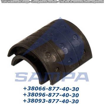 Втулка стабилизатора SETRA (половинка ) D=O73 d=O42 h1=80 h2=70 179231118004