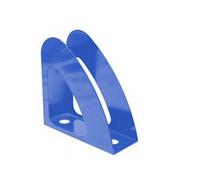 """Лоток для паперу вертикальний Economix """"Райдуга"""", блакитний, 310х250х70 мм (E31904-22)"""