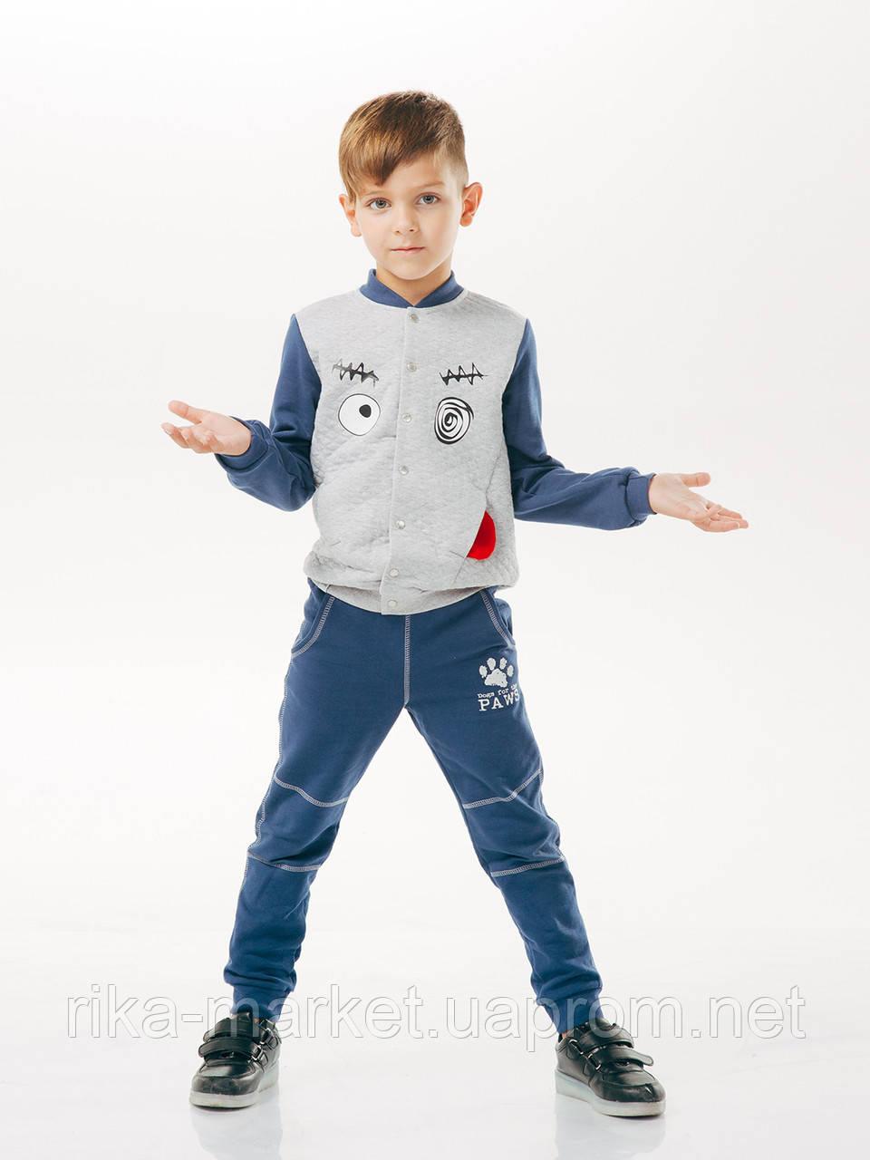 Брюки для мальчика, арт. 115335, возраст от 2 до 6 лет