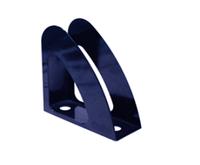 """Лоток для паперу вертикальний ECONOMIX """"Райдуга"""", синій, 310х250х70 мм (E31904-02)"""