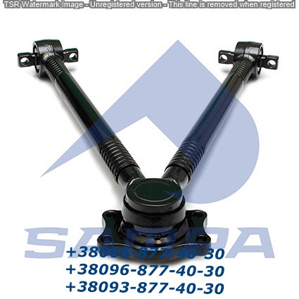 Тяга лучевая IVECO 041028598 FE23853 LM11715