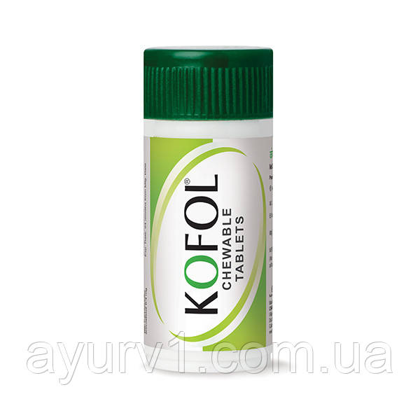 Кофол /  60 таблеток